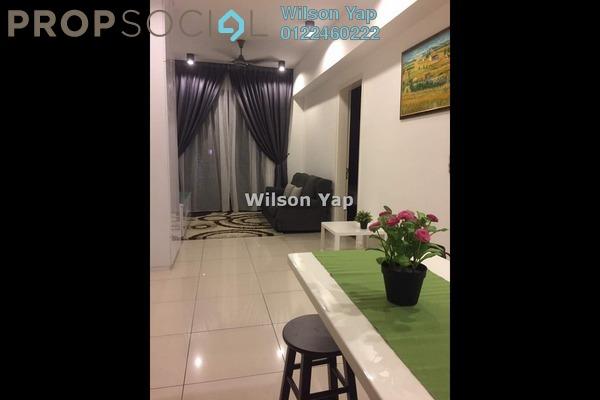 Serviced Residence For Rent in Nadi Bangsar, Bangsar Freehold Fully Furnished 1R/1B 3.6k