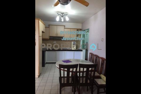 Condominium For Sale in Desa Dua, Kepong Freehold Semi Furnished 3R/2B 255k