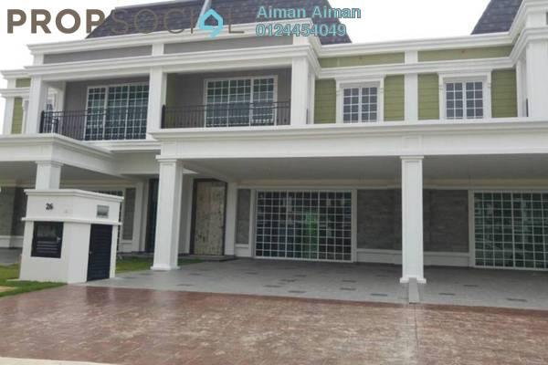 Villa For Sale in Setia Eco Glades, Cyberjaya Freehold Unfurnished 6R/5B 1.2m