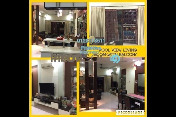 For Rent Condominium at Hartamas Regency 1, Dutamas Freehold Fully Furnished 3R/2B 3.5k