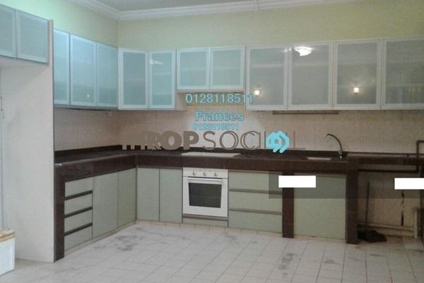 Terrace For Sale in BU7, Bandar Utama Freehold Semi Furnished 4R/4B 1.49m