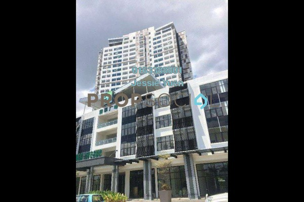 Serviced Residence For Rent in Emerald Avenue, Selayang Freehold Semi Furnished 2R/2B 1.5k