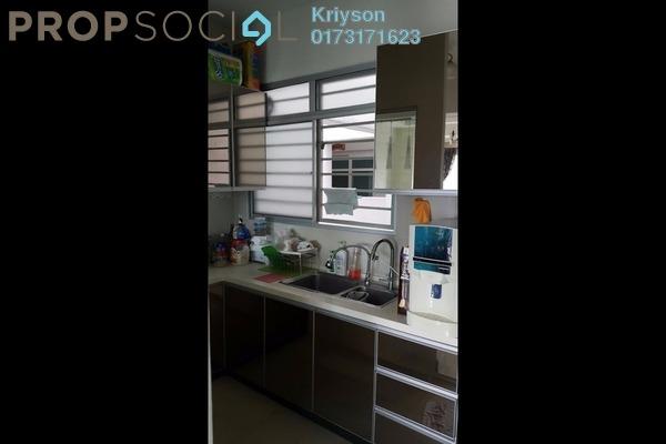 Condominium For Sale in Sering Akasia, Batu 9 Cheras Freehold Fully Furnished 4R/3B 520k