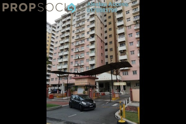 Apartment For Sale in Jalil Damai, Bukit Jalil Freehold Semi Furnished 3R/2B 430k