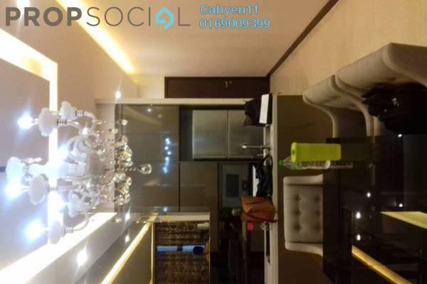 Condominium For Rent in Dorsett Residences, Bukit Bintang Freehold Fully Furnished 1R/1B 3.7k