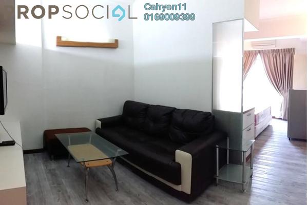 Condominium For Rent in Casa Mutiara, Pudu Freehold Fully Furnished 1R/1B 2k