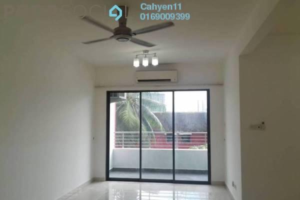 Condominium For Rent in Bayu @ Pandan Jaya, Pandan Indah Freehold Semi Furnished 3R/2B 1.8k