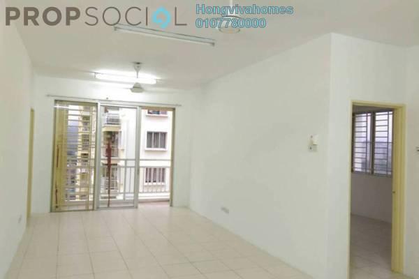 Condominium For Rent in Platinum Lake PV10, Setapak Freehold Semi Furnished 4R/2B 1.5k