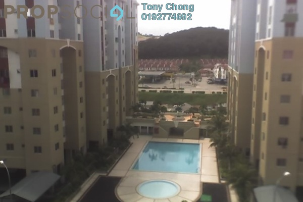 Apartment For Sale in Aliran Damai, Cheras South Freehold Fully Furnished 3R/2B 318k