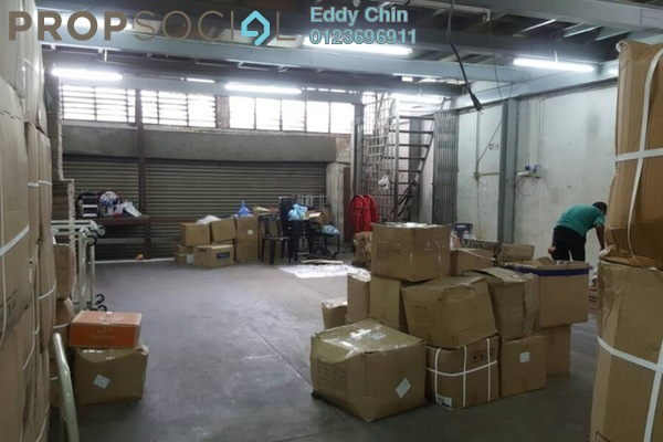 Factory For Sale in Metro Prima, Kepong Leasehold Semi Furnished 0R/0B 1.85m