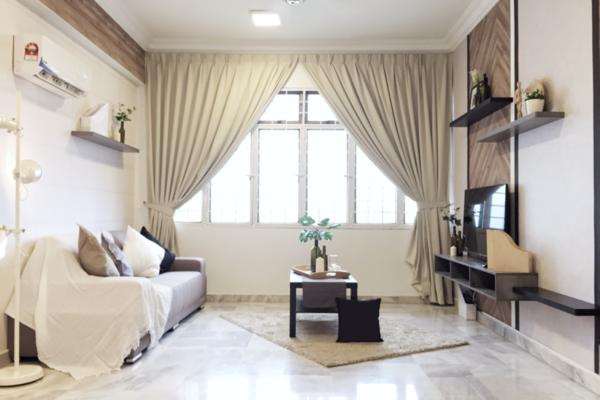 For Rent Condominium at Casa Vista, Bangsar Freehold Fully Furnished 4R/3B 4k