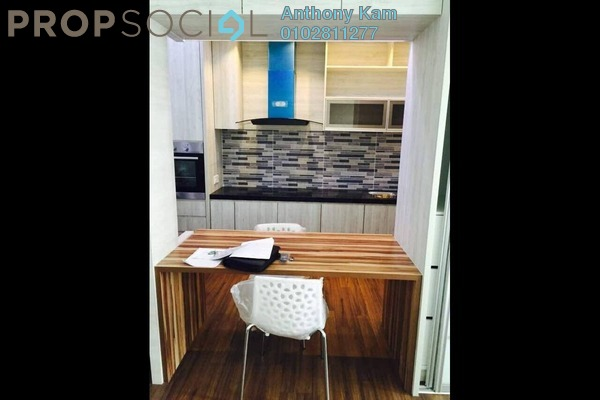 SoHo/Studio For Rent in Silk Sky, Balakong Freehold Fully Furnished 0R/1B 1.1k