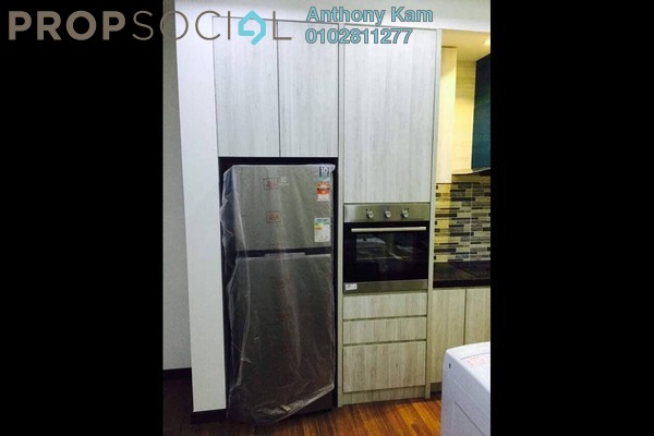 SoHo/Studio For Sale in Silk Sky, Balakong Freehold Fully Furnished 1R/1B 320k