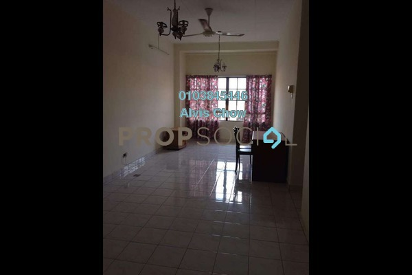 Condominium For Rent in Bayu Tasik 1, Bandar Sri Permaisuri Freehold Unfurnished 3R/2B 1.2k
