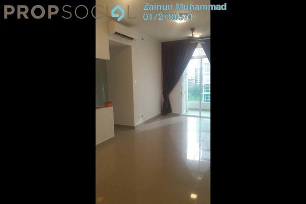 Condominium For Rent in Mutiara Ville, Cyberjaya Freehold Semi Furnished 3R/2B 1.4k