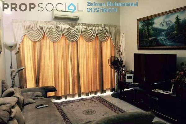 Condominium For Rent in Suria Damansara, Kelana Jaya Freehold Semi Furnished 3R/2B 1.4k