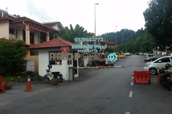 Terrace For Sale in Taman Andaman Ukay, Ukay Freehold Semi Furnished 5R/3B 1.05m