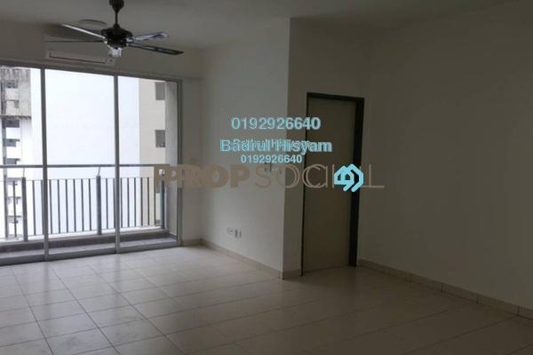 Condominium For Rent in Residensi Pandanmas, Pandan Indah Freehold Unfurnished 3R/2B 1.35k