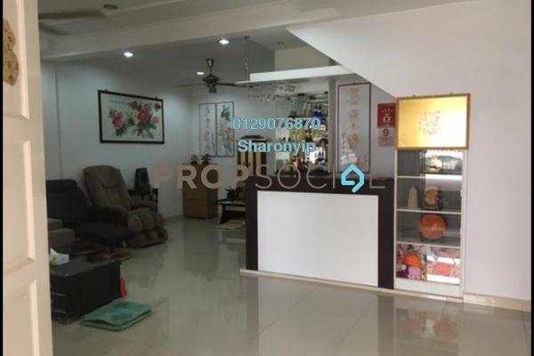 Terrace For Sale in Taman Damai Impian 2, Bandar Damai Perdana Freehold Semi Furnished 4R/3B 730k