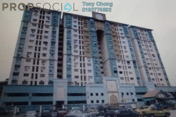 Apartment For Sale in Prisma Perdana, Cheras Freehold Unfurnished 3R/2B 350k