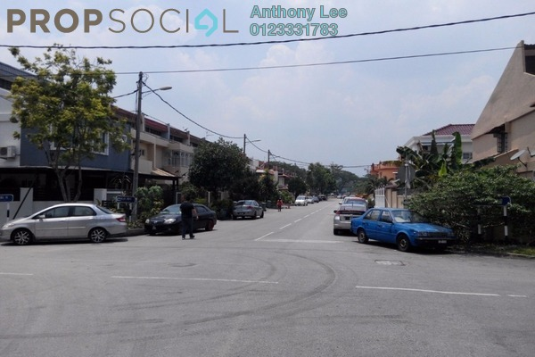Terrace For Sale in Taman Wahyu, Jalan Ipoh Freehold Unfurnished 4R/3B 1.22m