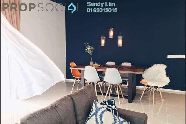 Condominium For Rent in Verdi Eco-dominiums, Cyberjaya Freehold Fully Furnished 3R/2B 3.5k
