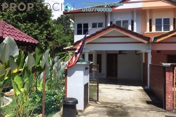 Terrace For Rent in Taman Melawati, Kuala Lumpur Freehold Semi Furnished 4R/3B 2.5k