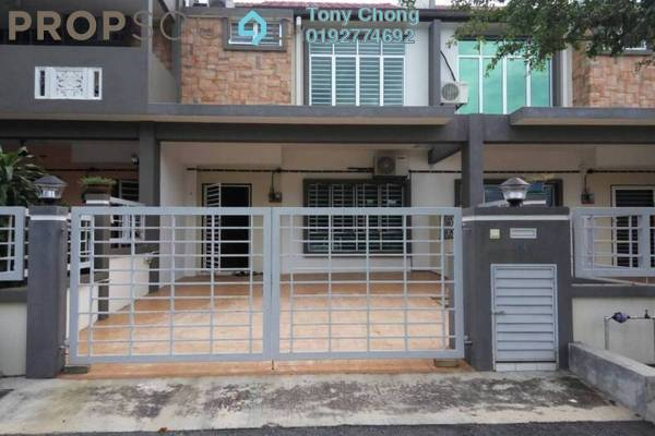 Terrace For Rent in Taman Pelangi Semenyih, Semenyih Freehold Semi Furnished 4R/3B 1.05k