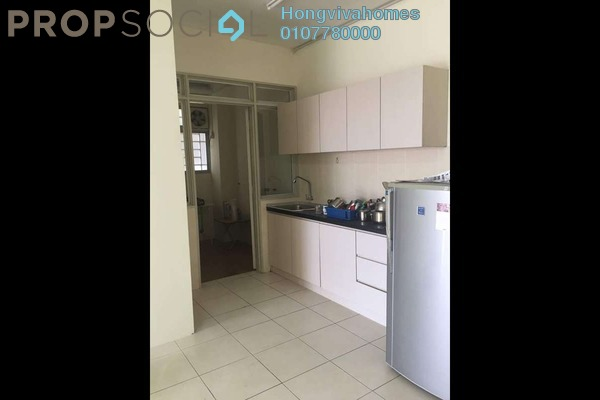 Condominium For Rent in Platinum Lake PV13, Setapak Freehold Semi Furnished 4R/2B 1.75k