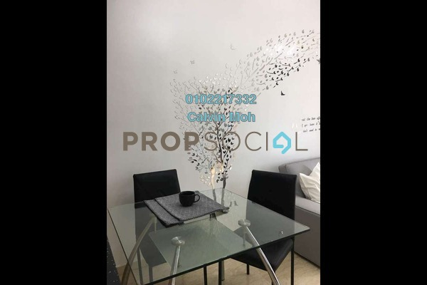 Condominium For Rent in 231 TR, KLCC Freehold Fully Furnished 1R/1B 2.1k