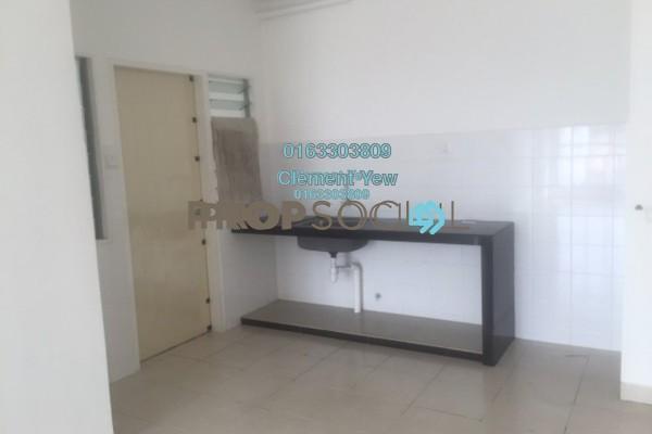 Apartment For Sale in Seri Baiduri, Setia Alam Freehold Semi Furnished 3R/2B 320k