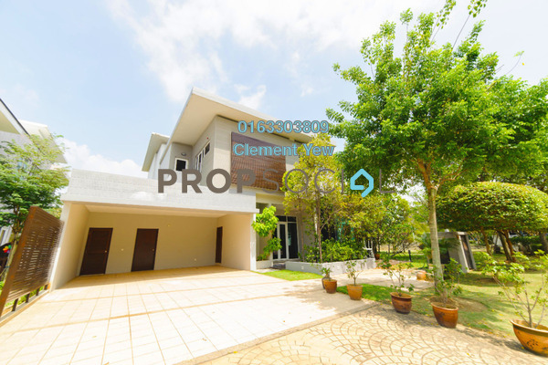 Bungalow For Sale in Setia Eco Park, Setia Alam Freehold Semi Furnished 4R/6B 3.09m