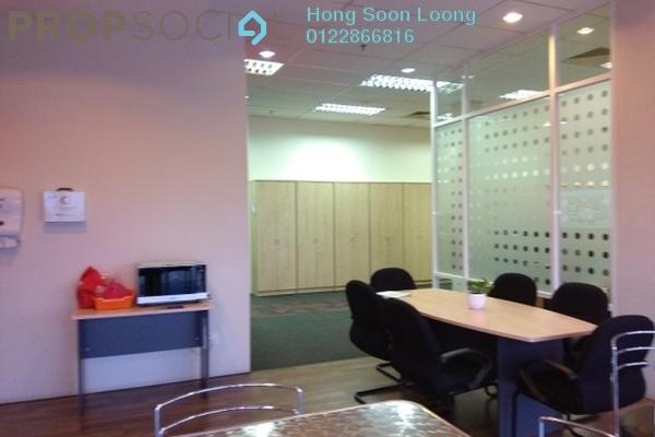 Office For Rent in Bangunan PanGlobal, Petaling Jaya Freehold Semi Furnished 0R/2B 26.1k
