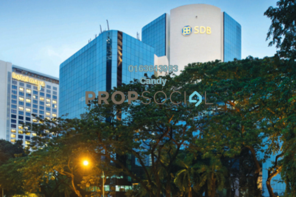 Office For Rent in Wisma Golden Eagle Realty, KLCC Freehold unfurnished 0R/0B 57.1k
