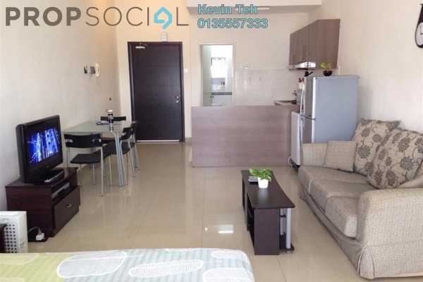 Condominium For Rent in Windsor Tower, Sri Hartamas Freehold fully_furnished 1R/1B 1.9k