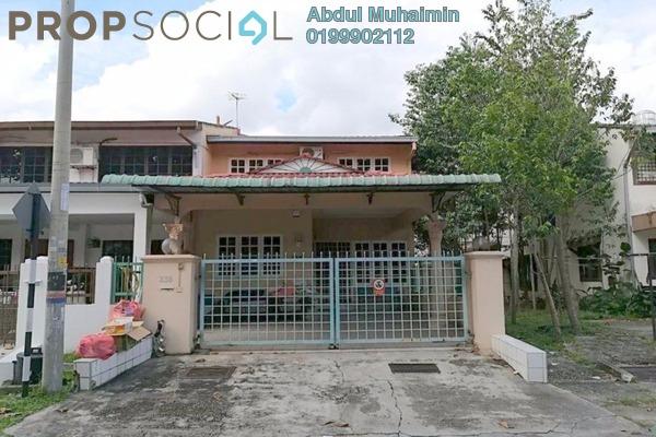 Terrace For Rent in Taman Melawati, Kuala Lumpur Freehold Semi Furnished 4R/3B 2.2k