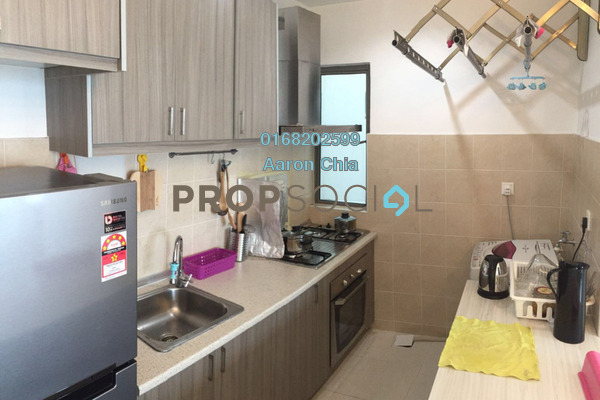 Apartment For Rent in Tropicana City Tropics, Petaling Jaya Freehold Fully Furnished 2R/2B 2.45k