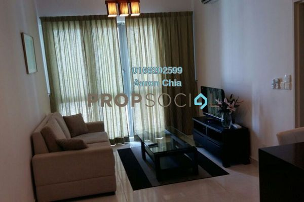 Apartment For Rent in Tropicana City Tropics, Petaling Jaya Freehold Fully Furnished 2R/2B 2.4k