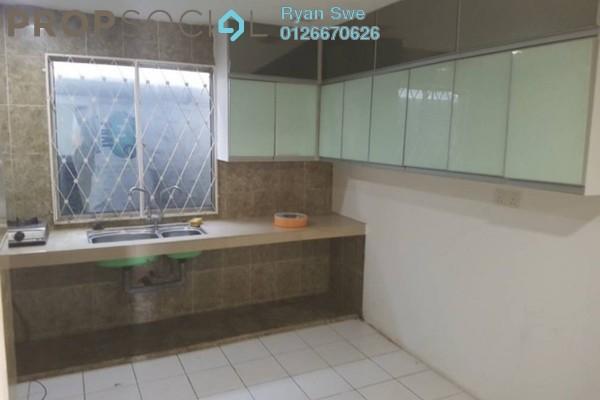 Terrace For Rent in Menjalara 18 Residences, Bandar Menjalara Freehold Semi Furnished 3R/2B 1.4k