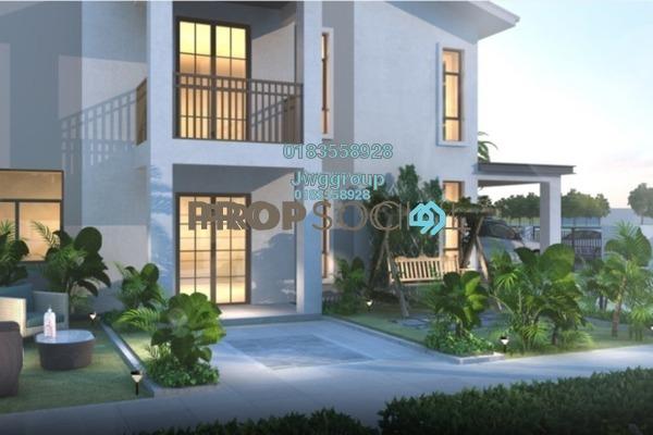 For Sale Link at Bayu Segar, Cheras Freehold Unfurnished 4R/3B 550k