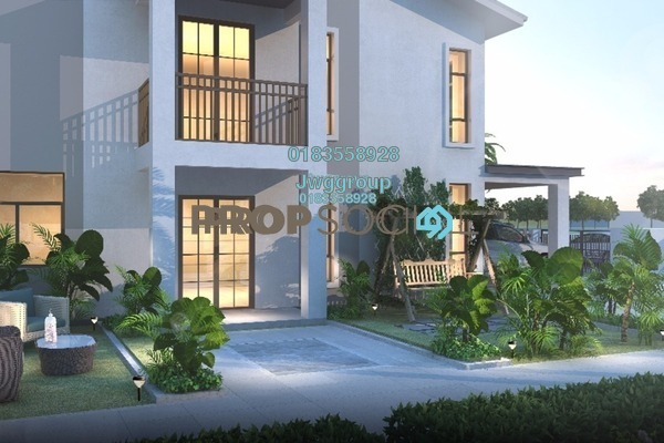 Terrace For Sale in Pertama Residency, Cheras Freehold Unfurnished 4R/3B 534k