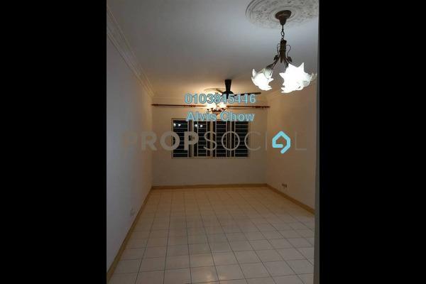 Condominium For Rent in Cengal Condominium, Bandar Sri Permaisuri Freehold Semi Furnished 3R/2B 1.5k
