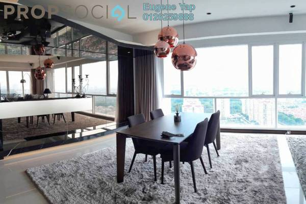 Condominium For Sale in The Northshore Gardens, Desa ParkCity Freehold Semi Furnished 5R/5B 3.5m