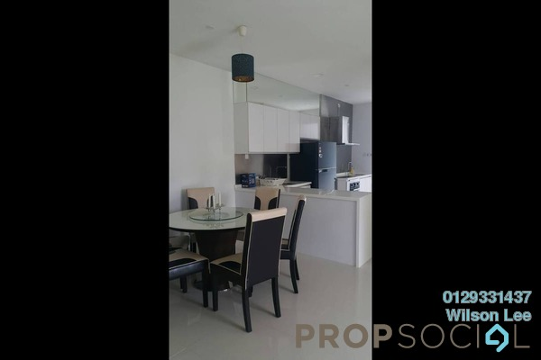 For Rent Condominium at Camellia, Bangsar South Freehold Fully Furnished 4R/2B 4.3k