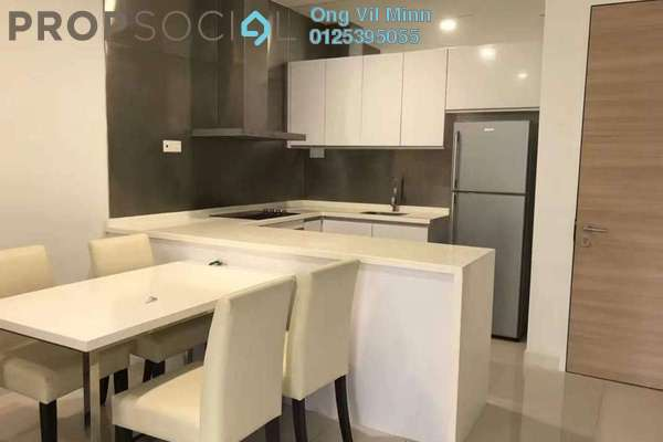 Serviced Residence For Rent in Camellia, Bangsar South Freehold Fully Furnished 1R/1B 2.5k