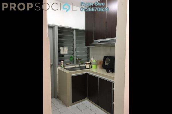 For Sale Condominium at SD Apartments, Bandar Sri Damansara Freehold Semi Furnished 3R/2B 250k