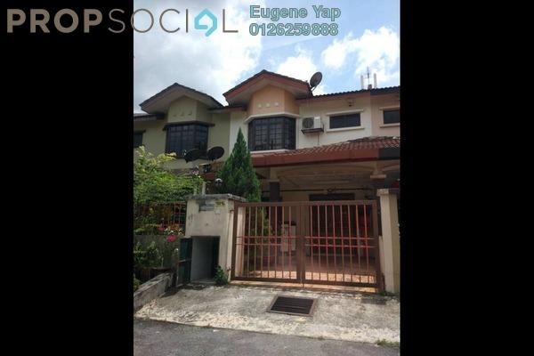 Terrace For Sale in Sierramas West, Sungai Buloh Freehold Semi Furnished 4R/3B 688k