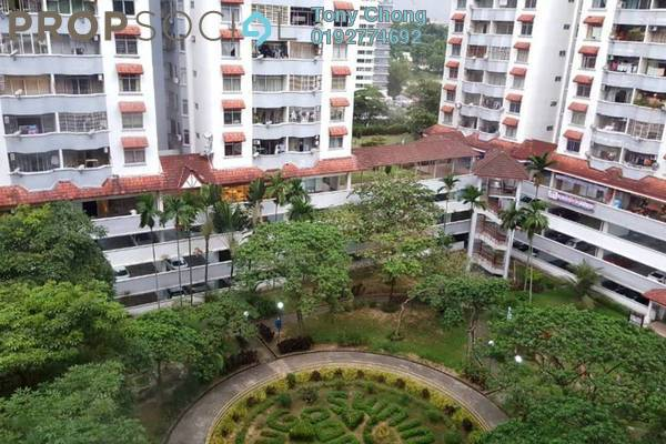 For Rent Condominium at Bukit OUG Condominium, Bukit Jalil Freehold Semi Furnished 3R/2B 1k