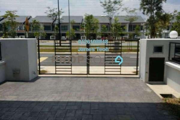 Terrace For Sale in Nafiri, Bandar Bukit Raja Freehold Semi Furnished 4R/3B 788k