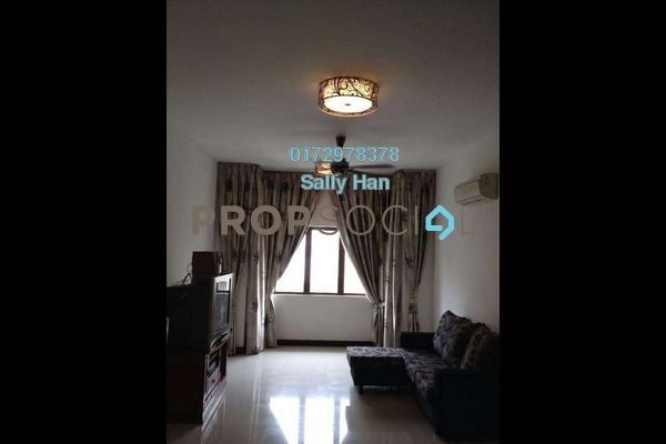 Condominium For Rent in Desa Idaman Residences, Puchong Freehold Fully Furnished 3R/2B 1.5k
